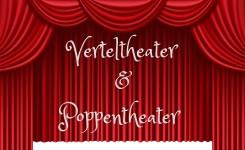 Logo verteltheater en poppentheater