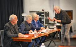 Jury groot dictee schrijfwijzen grijsaards