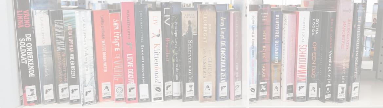 Foto van boeken