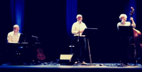 foto van 3 muzikanten