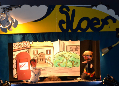 Sloef poppentheater
